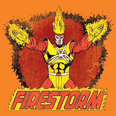 Ring of Firestorm T-shirt from PopFunk