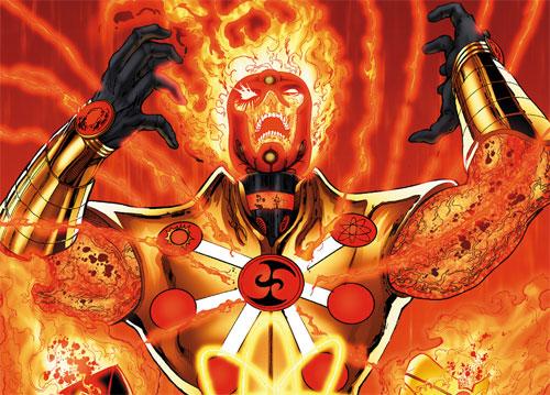 Fury of Firestorm - Super-Storm?