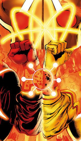 Fury of Firestorm wrists