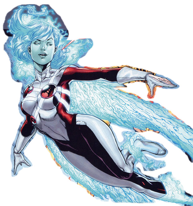 Firehawk the French Firestorm by Ethan Van Sciver