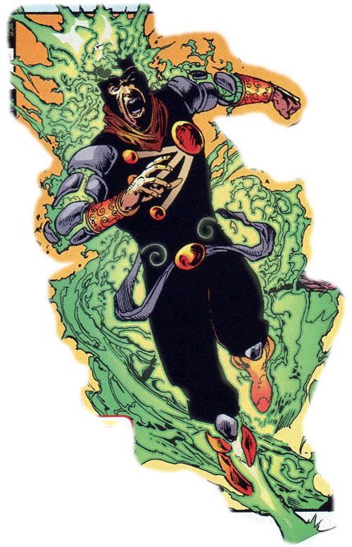 Qurac Rogue Firestorm Protocol by Ethan Van Sciver