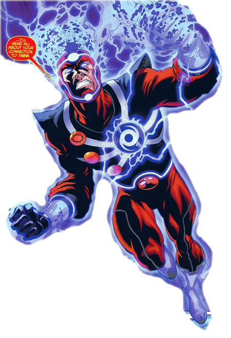 Ronnie Raymond's new Firestorm costume by Yildiray Cinar