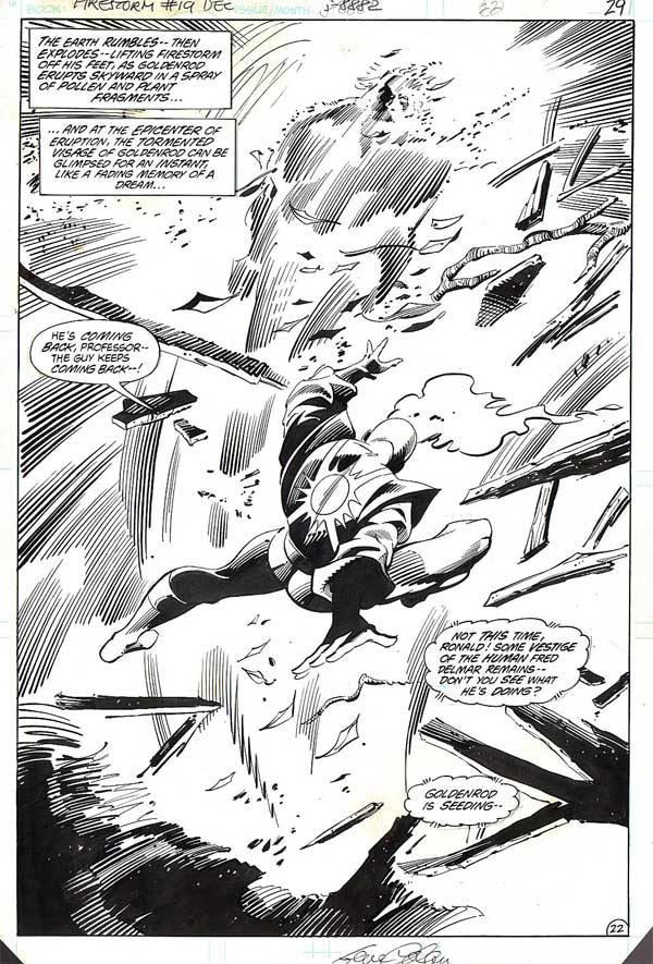 Firestorm vol 2 issue 19 pg 22