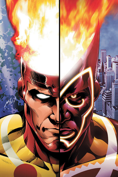 Firestorm volume III #11 - Jason Rusch and Ronnie Raymond