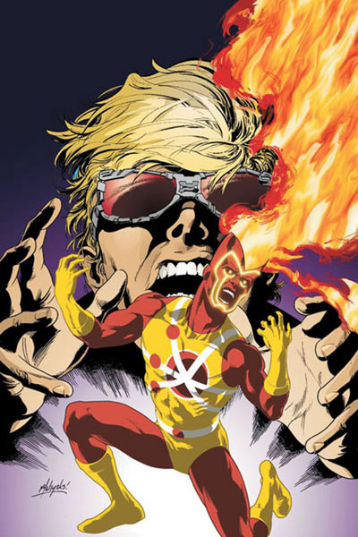 Firestorm volume III #13 - Jason Rusch and Ronnie Raymond