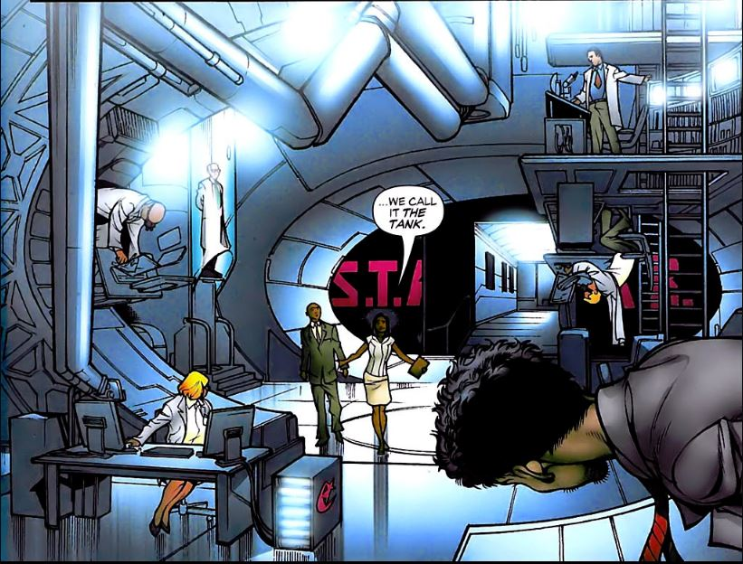 STAR Labs Detroit by Stuart Moore and Jamal Igle