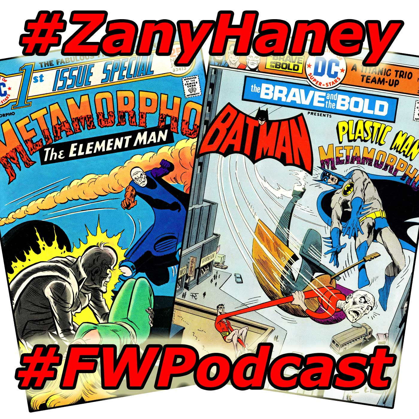 #ZanyHaney Fire and Water Podcast