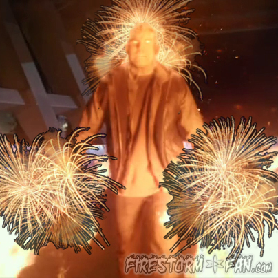 Robbie Amell on The Flash as Fireworks-Storm