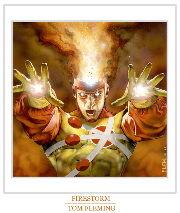Firestorm by Tom Fleming