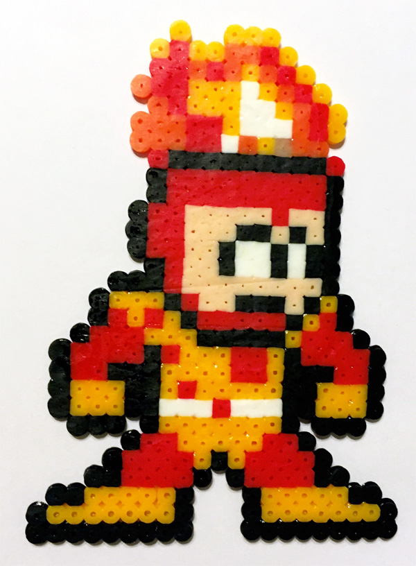 Firestorm fuse beads melty beads perler beads