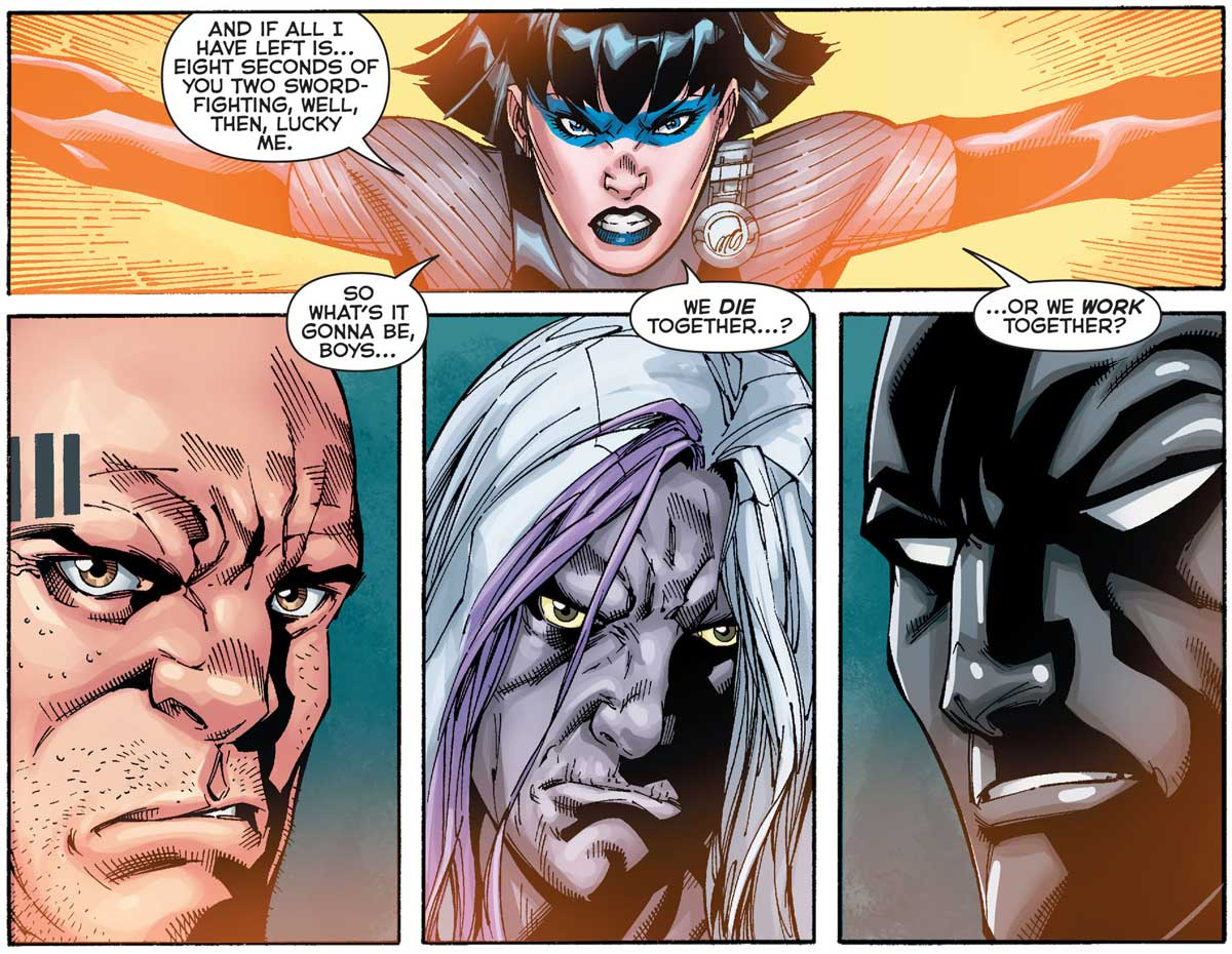 The New 52: Futures End #14