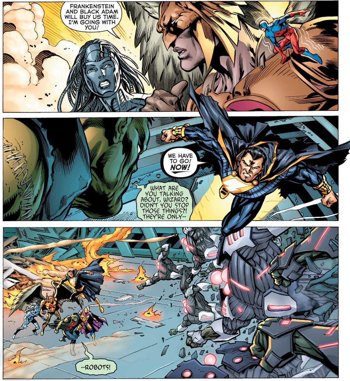 The New 52 Futures End #24