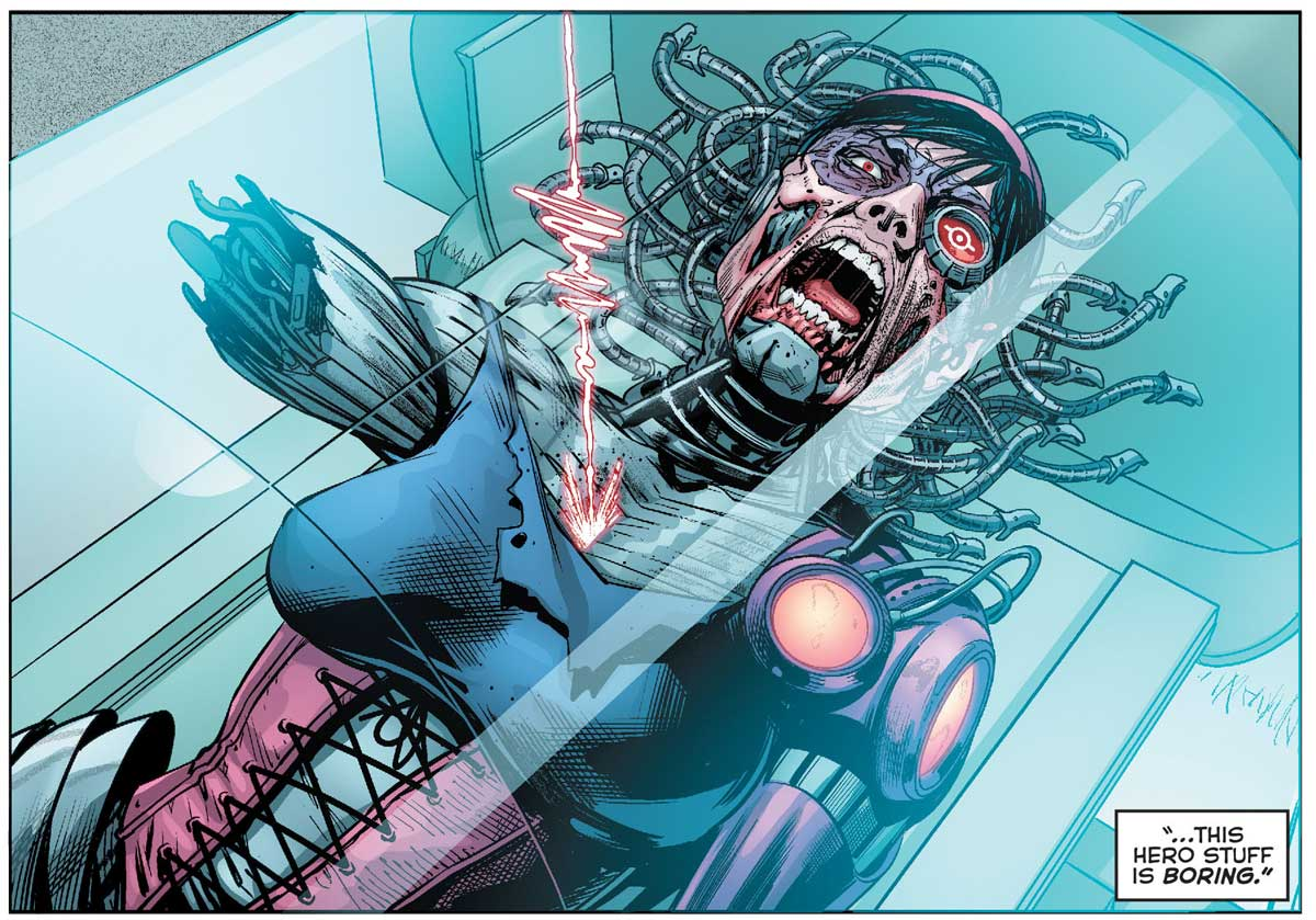New 52: Futures End #33