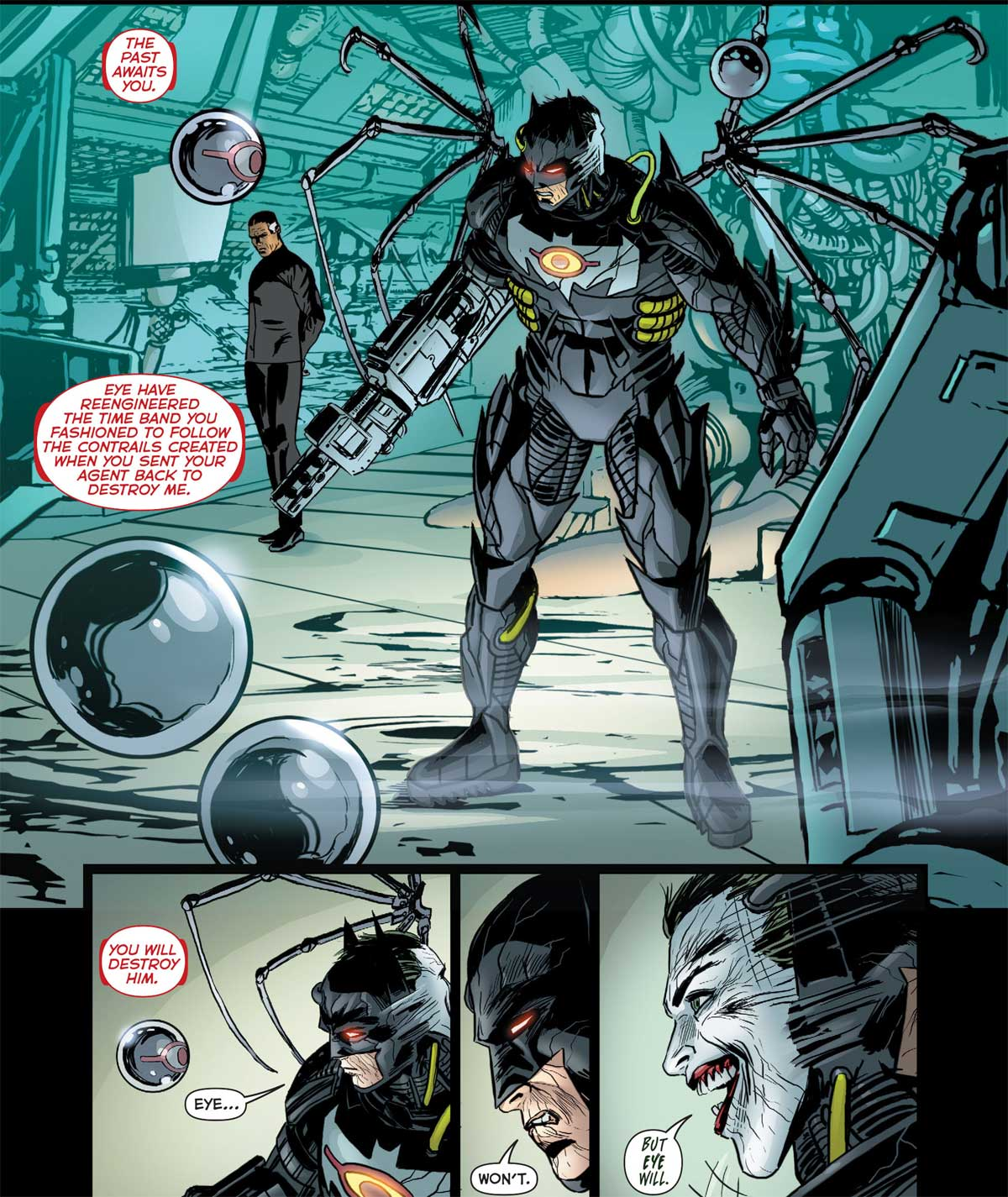 New 52: Futures End #34