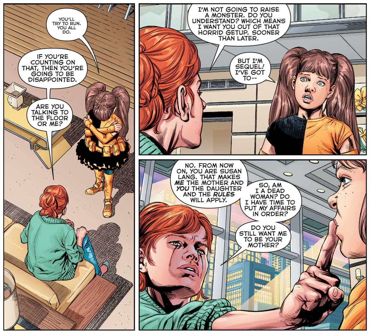 New 52: Futures End #35