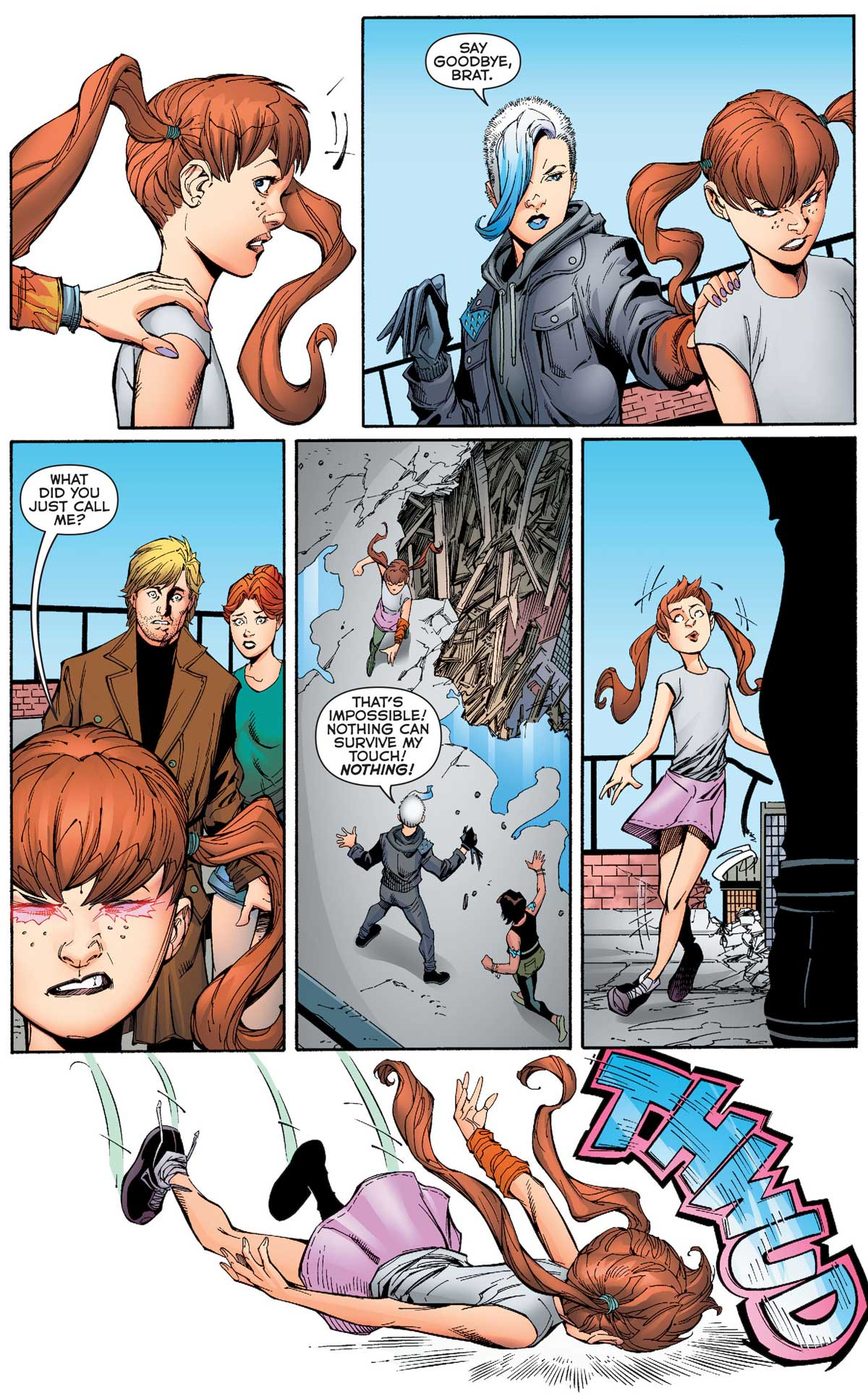 New 52 Futures End #37