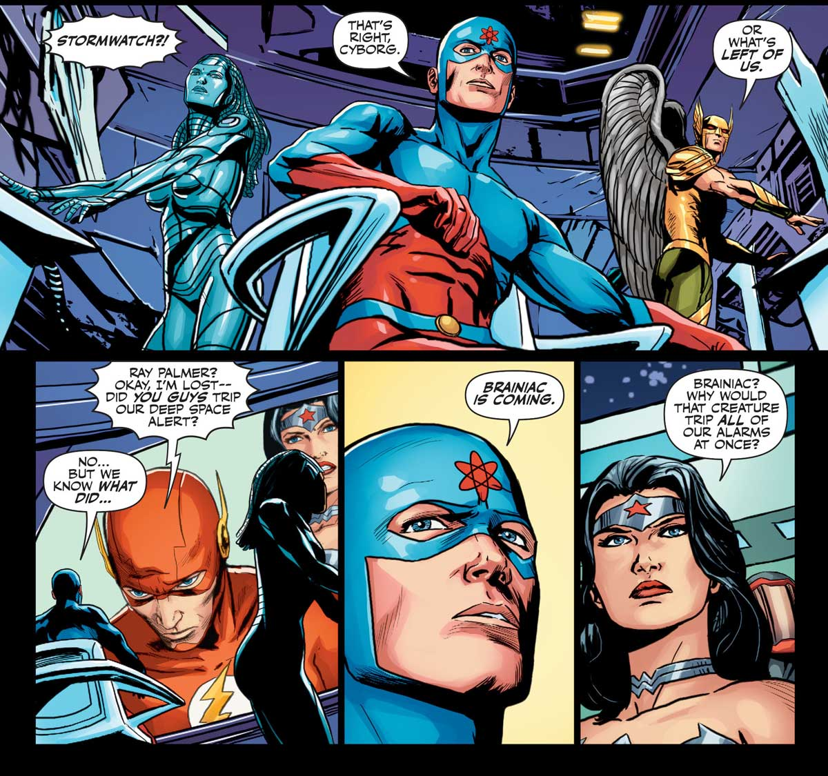 New 52: Futures End #40