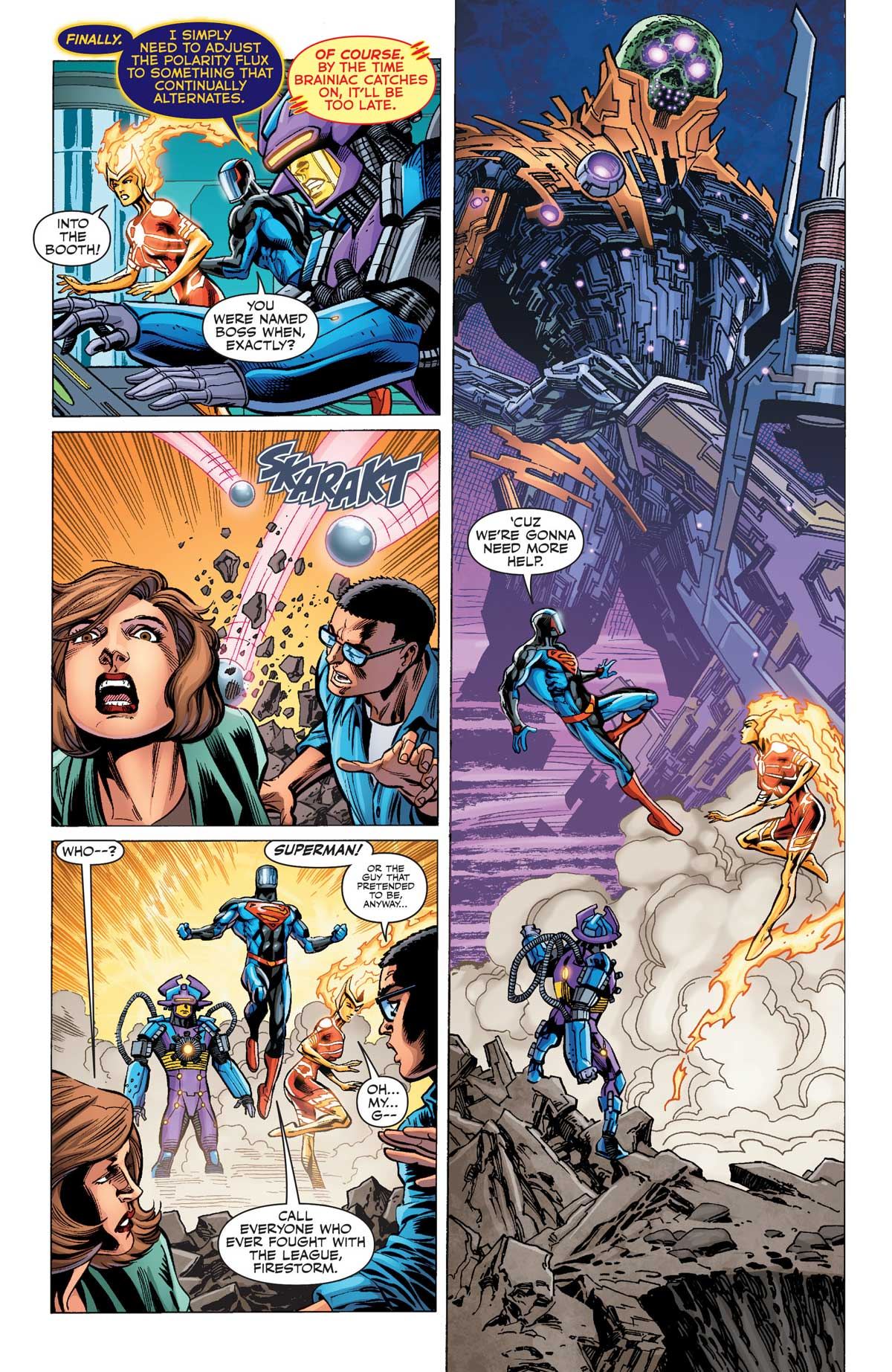 New 52: Futures End #41
