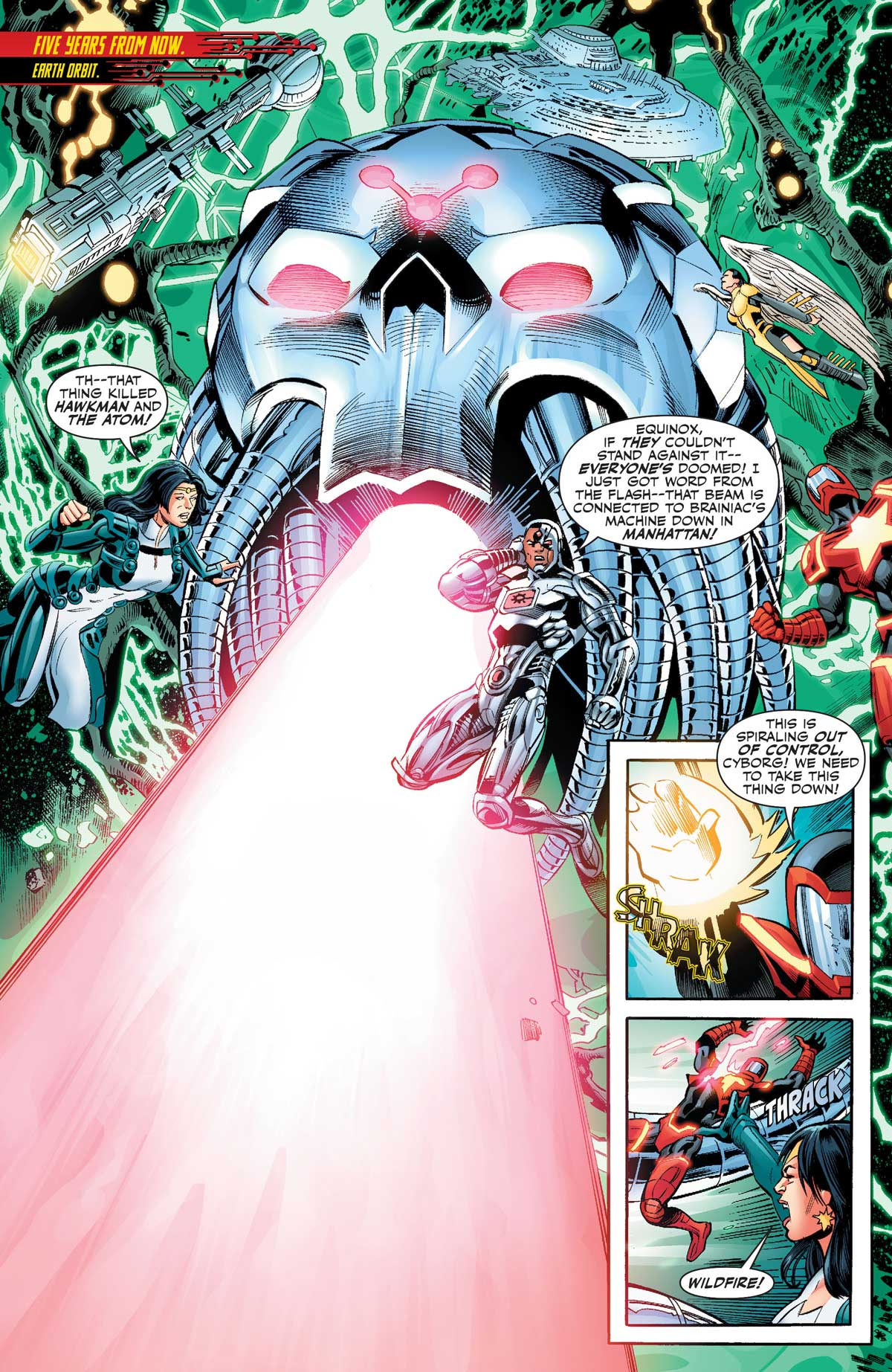New 52: Futures End #42