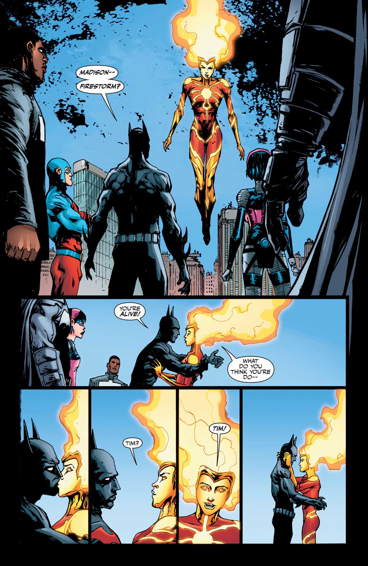 New 52 Futures End #47