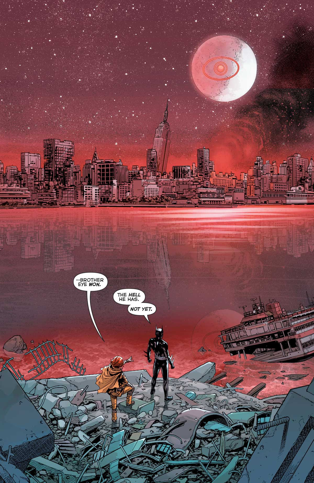 New 52 Futures End #48