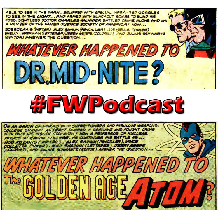 DC Comics Presents - Whatever Happened to Dr. Mid-Nite and the Golden Age Atom