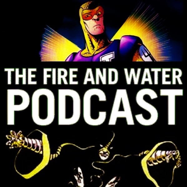 Fire and Water Podcast: Human Flying Fish and Slipknot