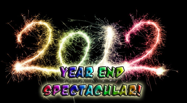 Fire and Water Podcast 2012 Year End Spectacular