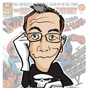 Gerry Conway - Co-creator of Firestorm