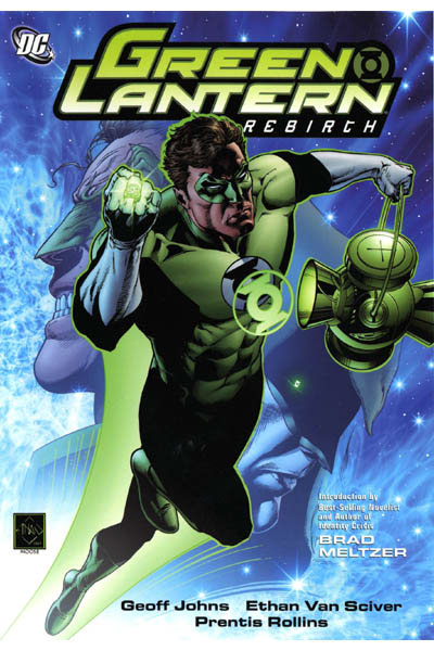 Green Lantern Rebirth by Ethan Van Sciver