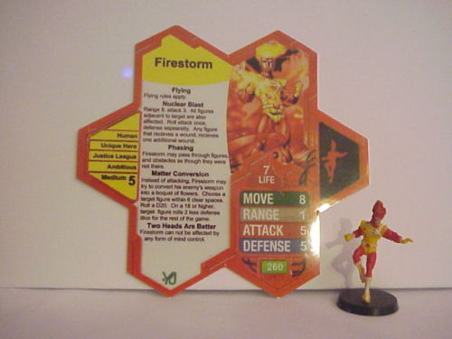 Firestorm Heroscape Custom Figure