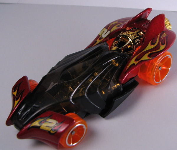 Hot Wheels Firestorm Thrill Racers Volcano '11
