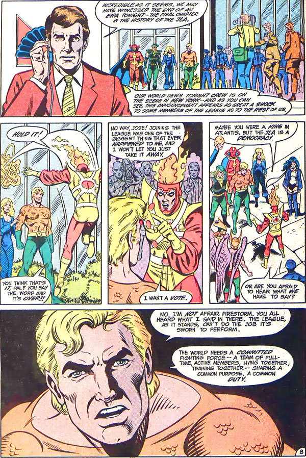 Justice League of America Annual #2 by Gerry Conway, Chuck Patton, and Dave Hunt