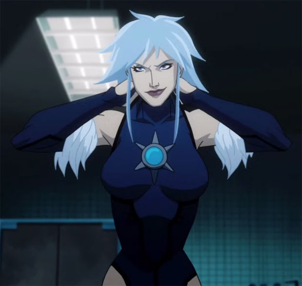 Killer Frost in Batman Assault on Arkham