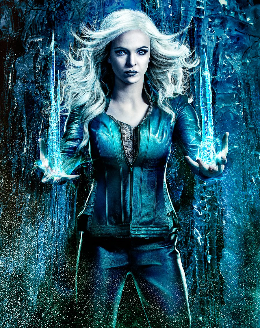 Killer Frost - Caitlin Snow - Danielle Panabaker - The Flash