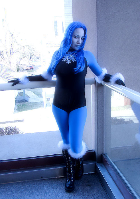 Silena Evion as Killer Frost at IKKiCON 2011