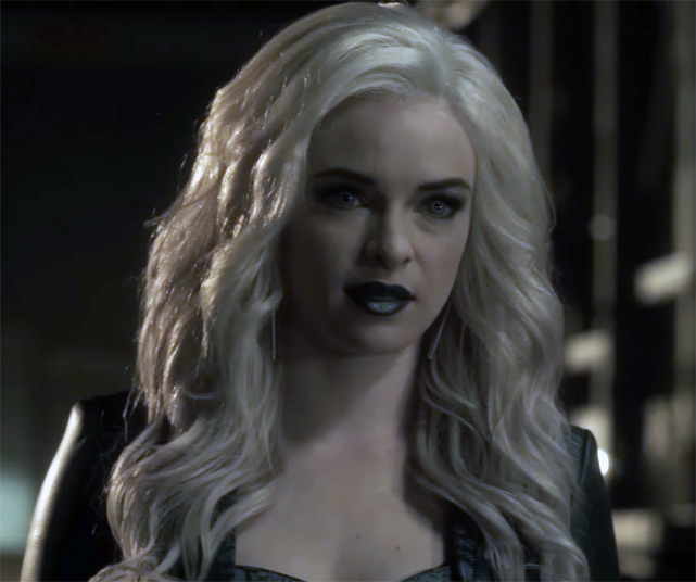 Danielle Panabaker as Caitlin Snow Killer Frost on The Flash