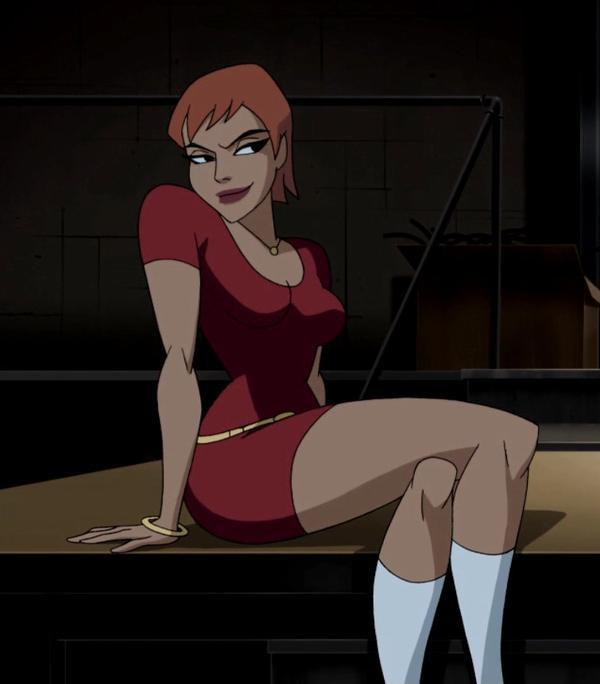 Plastique in Justice League Unlimited