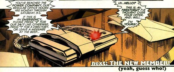 Power Company #10 by Kurt Busiek, Tom Grummett, and Prentis Rollins