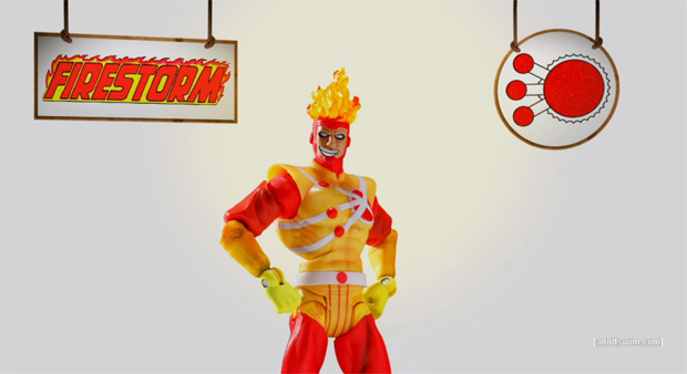 Robot Chicken DC Comics Special featuring Firestorm