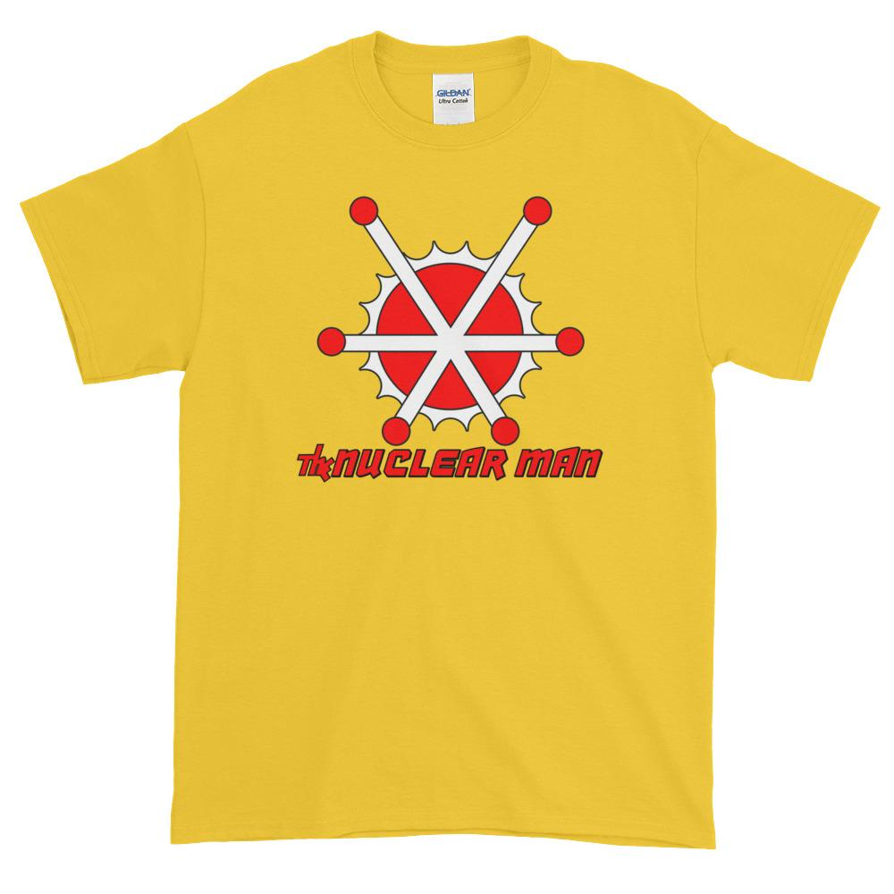 The Nuclear Man T-Shirt on Retropolis