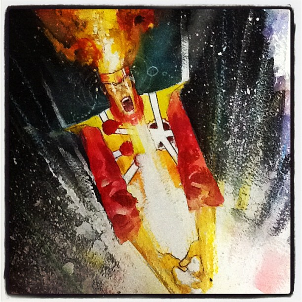 Firestorm by Rod Reis