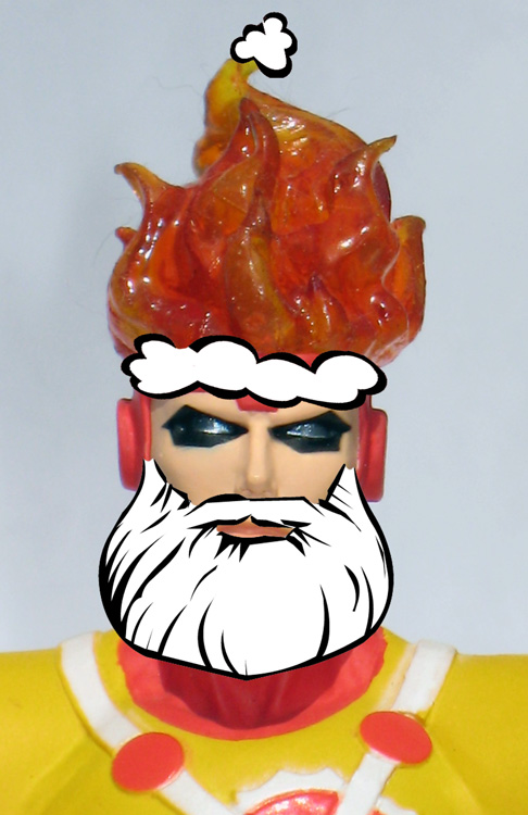 Happy Holidays from FIRESTORM FAN