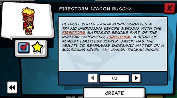 Scribblenauts Unleashed Firestorm Jason Rusch