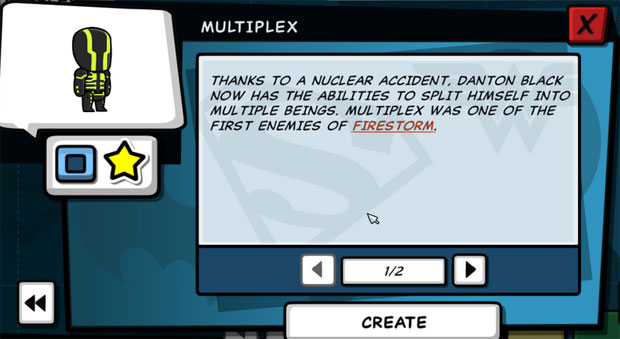 Scribblenauts Unleashed Multiplex