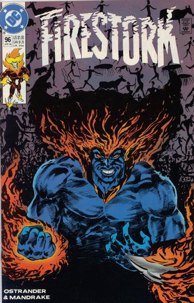 Firestorm #96 with Shadowstorm