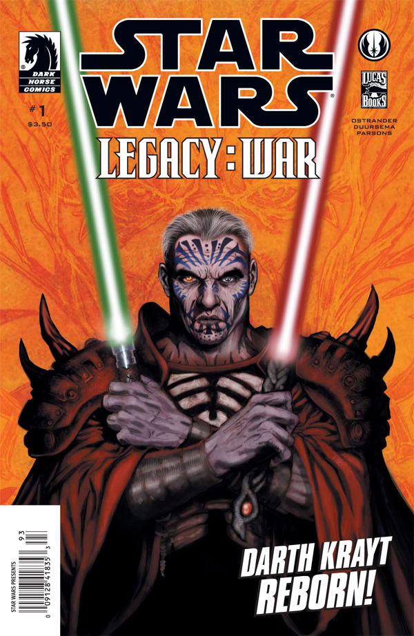 Star Wars Legacy: War