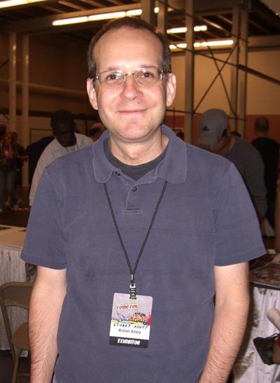 Stuart Moore