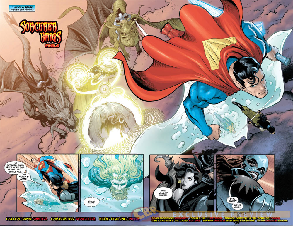 Superman/Batman #84 featuring Firestorm - click the image to enlarge