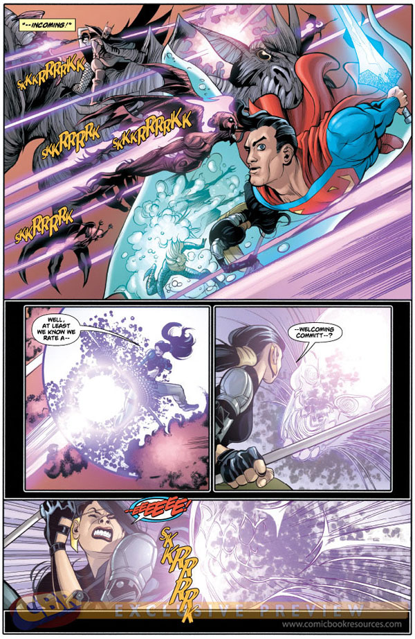 Superman/Batman #84 featuring Firestorm
